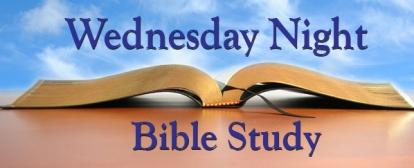 WednesdayBibleStudy
